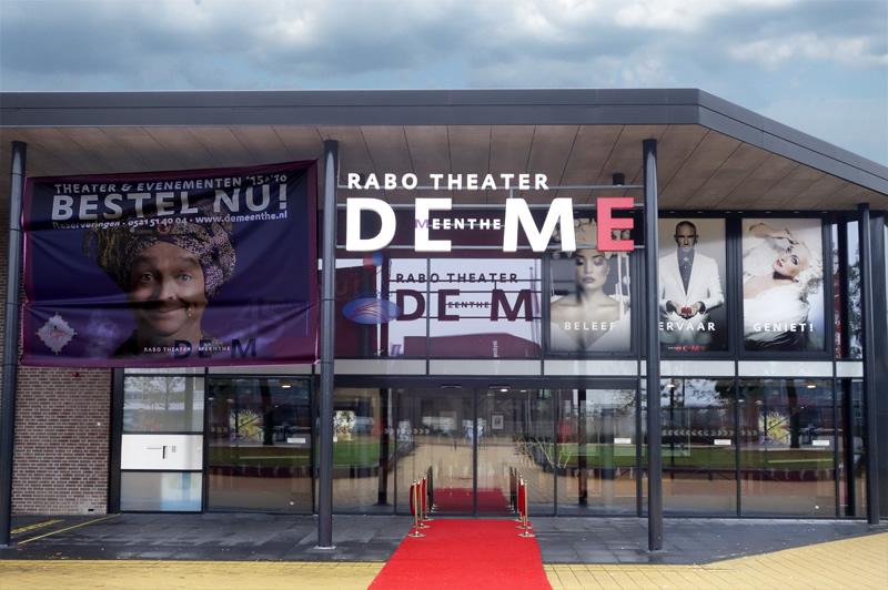6e Fest der Blasmusik @ Rabo Theater De Meenthe | Steenwijk | Overijssel | Nederland